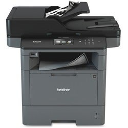 Brother DCP-L5650DN Laser Multifunction Printer - Monochrome - Duplex