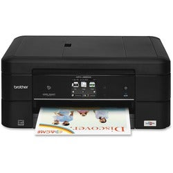 Brother Work Smart MFC-J885DW Inkjet Multifunction Printer - Color -