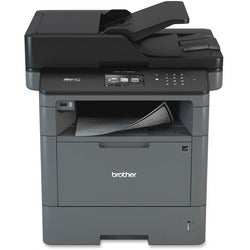Brother MFC-L5700DW Laser Multifunction Printer - Monochrome - Plain