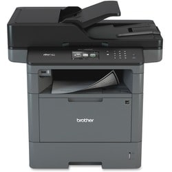 Brother MFC-L5800DW Laser Multifunction Printer - Monochrome - Duplex
