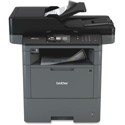 Brother MFC-L6700DW Laser Multifunction Printer - Monochrome - Plain