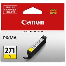 Canon CLI-271Y Original Ink Cartridge