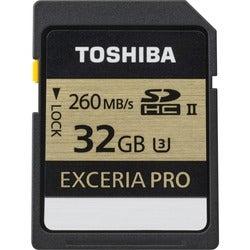 Toshiba Exceria Pro 32 GB SDHC