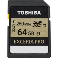 Toshiba Exceria Pro 64 GB SDXC