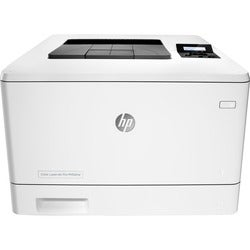 HP LaserJet Pro M452NW Laser Printer - Color - Plain Paper Print - De - Thumbnail 0
