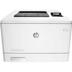 HP LaserJet Pro M452NW Laser Printer - Color - Plain Paper Print - De
