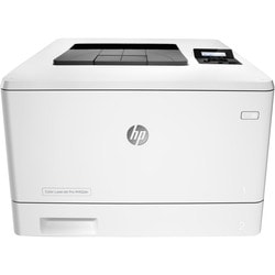 HP LaserJet Pro M452dn Laser Printer - Color - Plain Paper Print - De