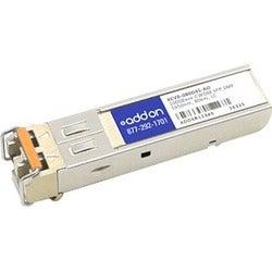 AddOn Ciena XCVR-080D45 Compatible TAA compliant 1000Base-CWDM SFP Tr