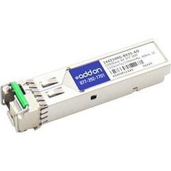 AddOn AdTran Compatible TAA compliant 1000Base-BX SFP Transceiver (SM