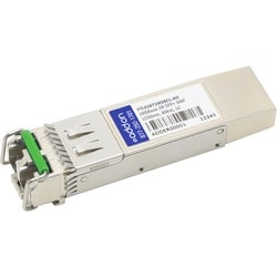 AddOn Finisar FTLX1871M3BCL Compatible TAA compliant 10GBase-ZR SFP+