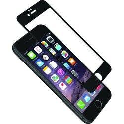 Cygnett AeroCurve Tempered Glass Aluminium Border iPhone 6 - Black Bl