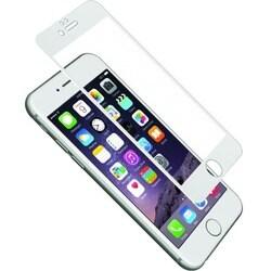 Cygnett AeroCurve Tempered Glass Aluminium Border iPhone 6 Plus - Whi