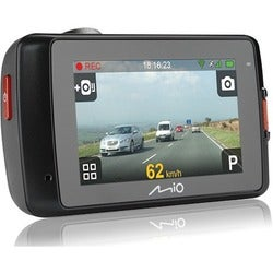 "Mio MiVue Digital Camcorder - 2.7"" - Touchscreen - CMOS - Full HD - B"