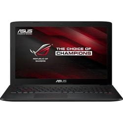 "ROG GL552VW-DH74 15.6"" (In-plane Switching (IPS) Technology) Notebook"