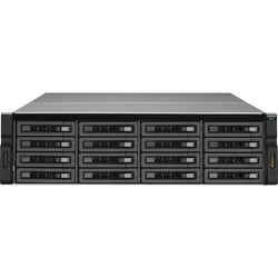 QNAP REXP-1620U-RP Drive Enclosure - 3U Rack-mountable