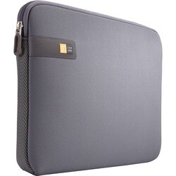 "Case Logic LAPS-114 Carrying Case (Sleeve) for 14.1"" Notebook - Gray,"