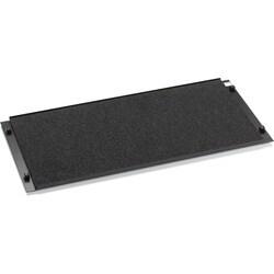 Black Box Elite QuietCab Soundproof Filler Panel, 5U