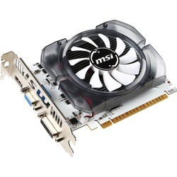 MSI N730-2GD3V3 GeForce GT 730 Graphic Card - 700 MHz Core - 2 GB DDR