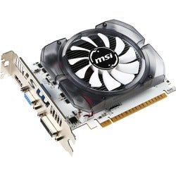 MSI N730-4GD3V2 GeForce GT 730 Graphic Card - 700 MHz Core - 4 GB DDR