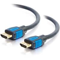 C2G 25ft High Speed HDMI Cable With Gripping Connectors