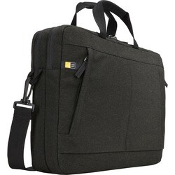 "Case Logic Huxton Carrying Case for 13.3"" Notebook - Black"