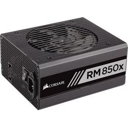 Corsair RMx Series RM850x - 850 Watt 80 PLUS Gold Certified Fully Mod