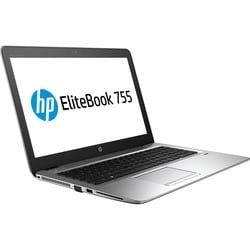 "HP EliteBook 755 G3 15.6"" 16:9 Notebook - AMD A-Series A8-8600B Quad-"