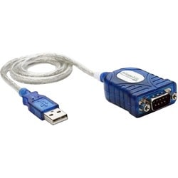 Plugable USB to RS-232 DB9 Serial Adapter (Prolific PL2303HX Rev D Ch