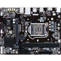 Gigabyte Ultra Durable GA-H110M-A Desktop Motherboard - Intel Chipset