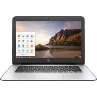 "HP Chromebook 14 G4 14"" LCD Chromebook - Intel Celeron N2840 Dual-cor"