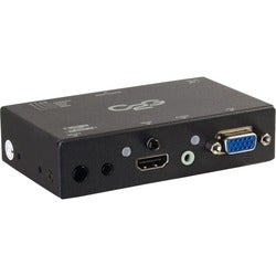 C2G HDMI, VGA, and Audio to HDMI Converter Switch