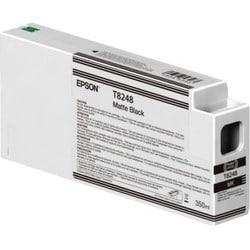 Epson UltraChrome HDX/HD T824800 Original Ink Cartridge - Matte Black - Thumbnail 0