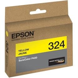 Epson UltraChrome 324 Ink Cartridge - Yellow