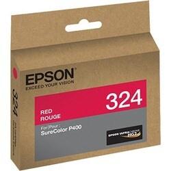 Epson UltraChrome 324 Ink Cartridge - Red