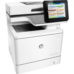 HP LaserJet M577z Laser Multifunction Printer - Color - Plain Paper P