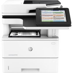 HP LaserJet M527dn Laser Multifunction Printer - Monochrome - Plain P