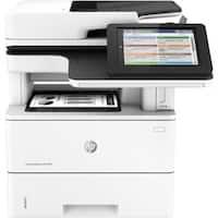 HP LaserJet M527dn Laser Multifunction Printer - Monochrome - Plain P