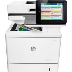 HP LaserJet M577c Laser Multifunction Printer - Color - Plain Paper P