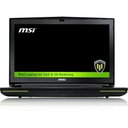 "MSI WT72 6QJ-200US 17.3"" Performance Quadro Mobile Workstation - Inte"