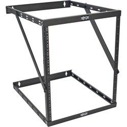 "Tripp Lite 8U 12U 22U 2 Post Open Frame Rack Cabinet Expandable 23.5"""