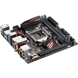 Asus Z170I PRO GAMING Desktop Motherboard - Intel Z170 Chipset - Sock