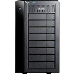 Promise Pegasus2 R8 DAS Array - 8 x HDD Supported - 8 x HDD Installed