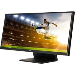"""AOC q2963Pq 29"""" Ultrawide 21:9 LED Monitor with HDMI, DP and Speakers"""