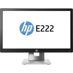 "HP Business E222 21.5"" LED LCD Monitor - 16:9 - 7 ms"