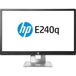 "HP Business E240q 23.8"" LED LCD Monitor - 16:9 - 7 ms"