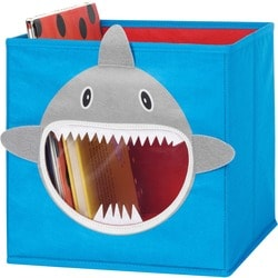 Whitmor Shark Collapsible Cube