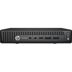 HP Business Desktop ProDesk 600 G2 Desktop Computer - Intel Core i7 (