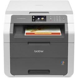 Brother HL-3180CDW LED Multifunction Printer - Color - Duplex