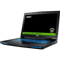 "MSI WT72 6QM-423US 17.3"" Performance Quadro Mobile Workstation - Inte"