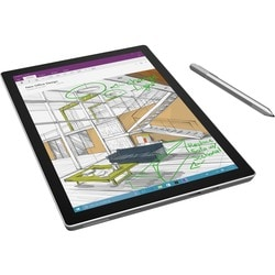 "Microsoft Surface Pro 4 Tablet - 12.3"" - PixelSense - Wireless LAN -"